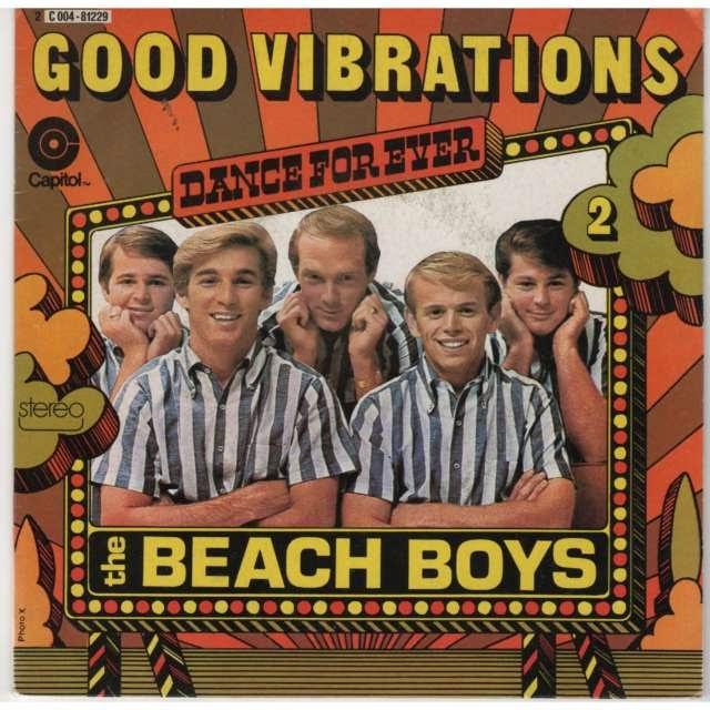 """Las mejores 500 canciones según NME: #10 The Beach Boys – """"Good Vibrations"""""""