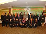 Badan Pengurus ISI Cabang Surabaya periode 2012 - sekarang