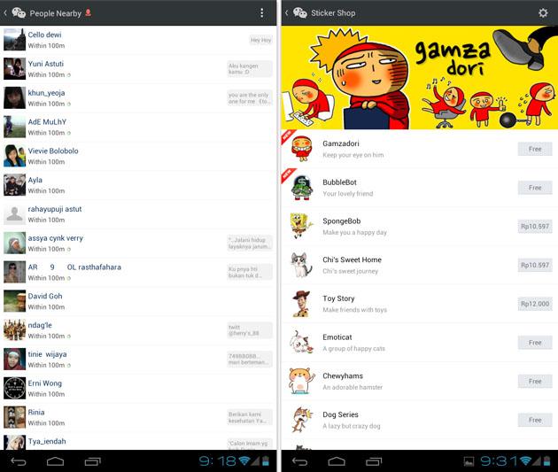 wechat aplikasi sosial media untuk android