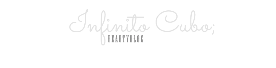 Infinito Cubo ♥ Beauty Blog