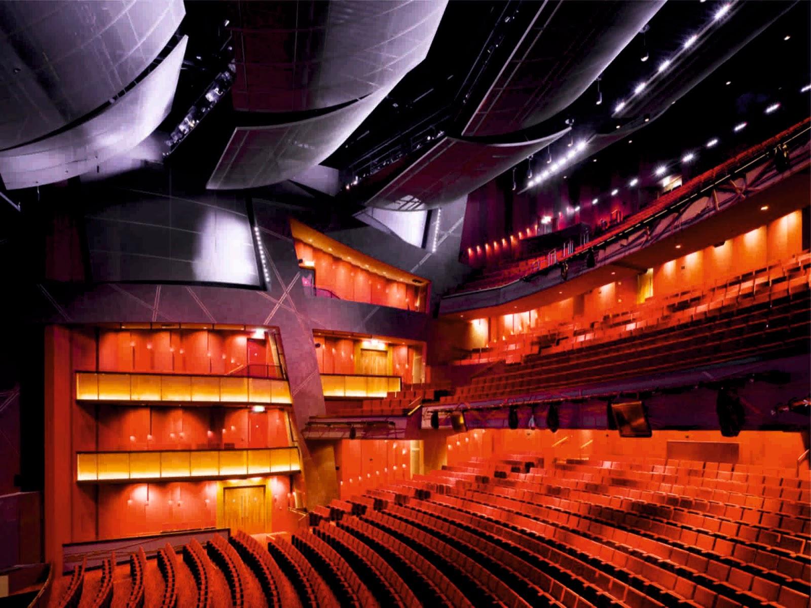 bord gais theatre dublin ~ bord gÁis energy theatre by daniel libeskind