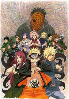 Naruto Shippuuden Movie 6 : Road to Ninja (2013) WEBRip English Sub 450MB