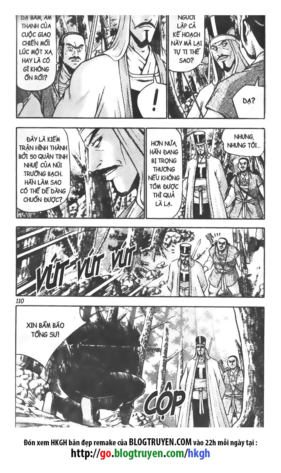 Hiệp Khách Giang Hồ chap 321 page 3 - IZTruyenTranh.com