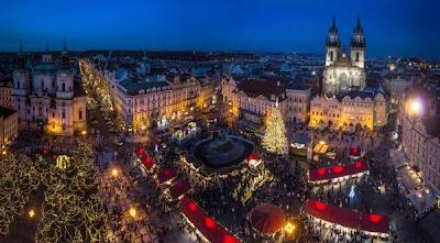 Turismo en la ciudad de Praga