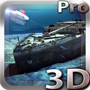 Titanic 3d Pro Live Wallpaper Paid Android Apps Free Download