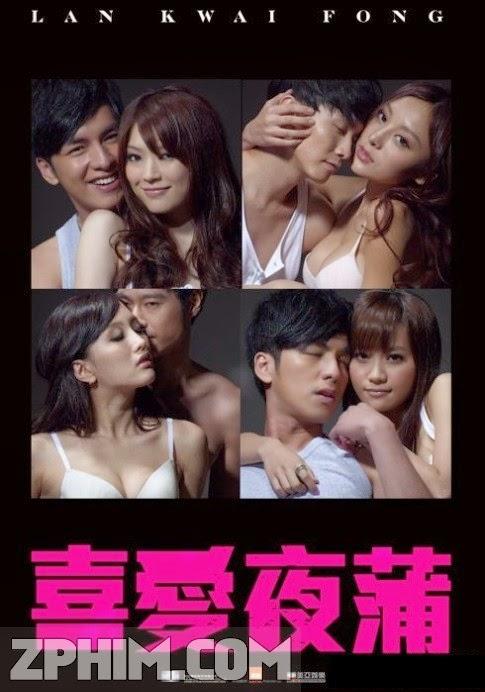 Lan Quế Phường - Lan Kwai Fong (2011) Poster