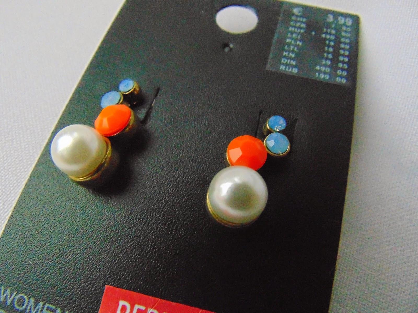 Ohrringe von Takko - www.annitschkasblog.de