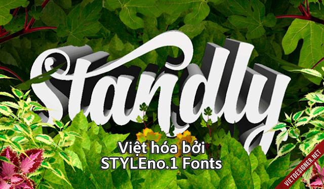 [Script] Standly Việt hóa