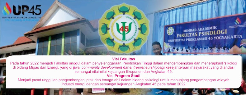 Developed by Fakultas Psikologi UP45