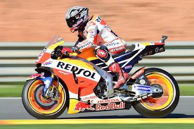 Marquez Belum Tentu Cepat Jika Pakai Ducati atau Yamaha