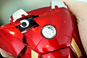 The Iron Man VII iPhone 5 case is modelled on Stark's armour from the second .