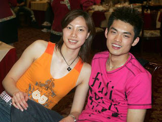 Lin Dan Girlfriend Xie Xingfang