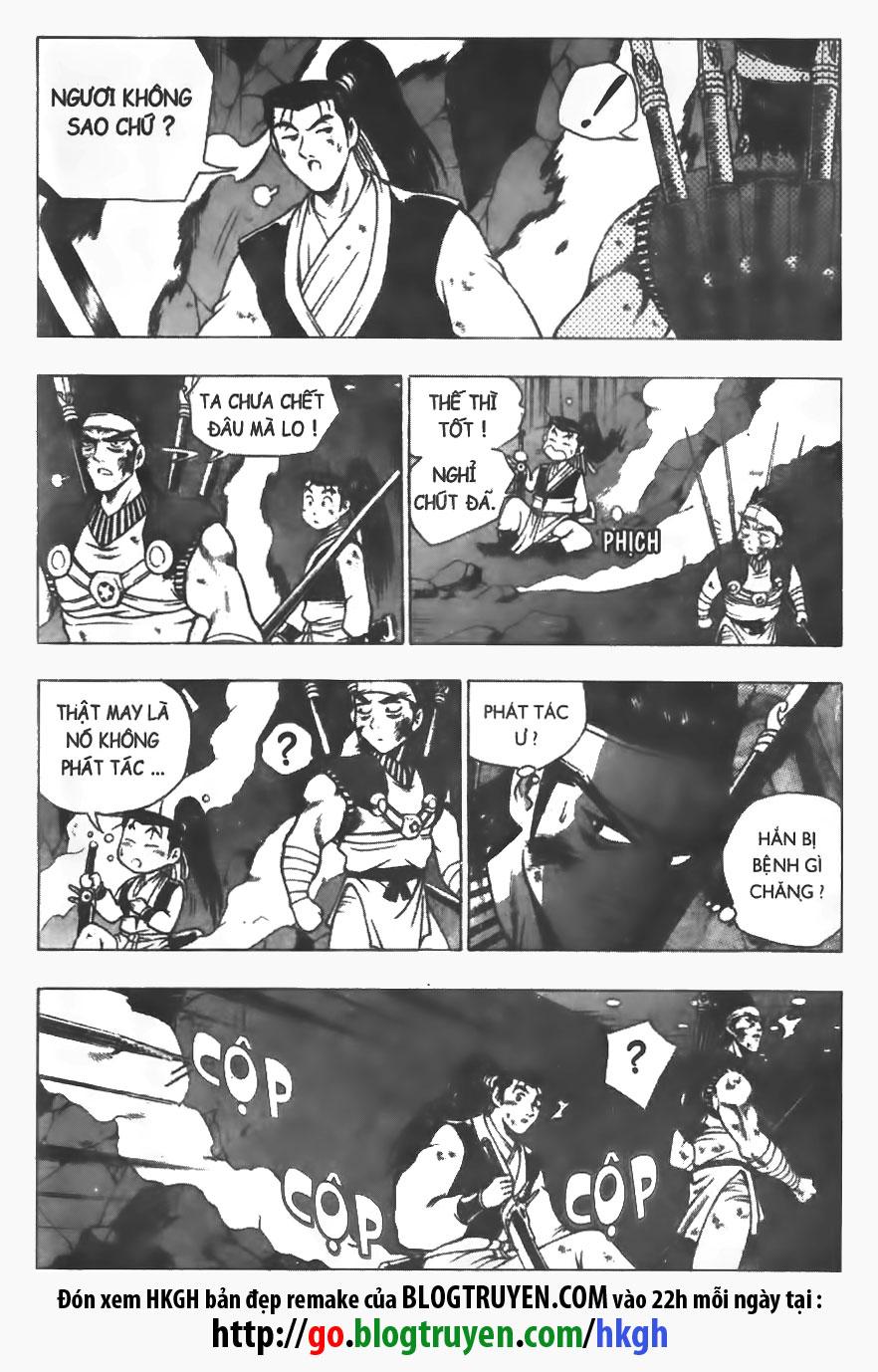 Hiệp Khách Giang Hồ chap 129 page 17 - IZTruyenTranh.com