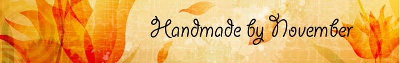 HandmadeByNovember