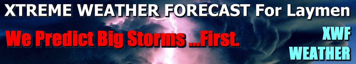 XTREME WEATHER FORECAST (XWF) For Laymen