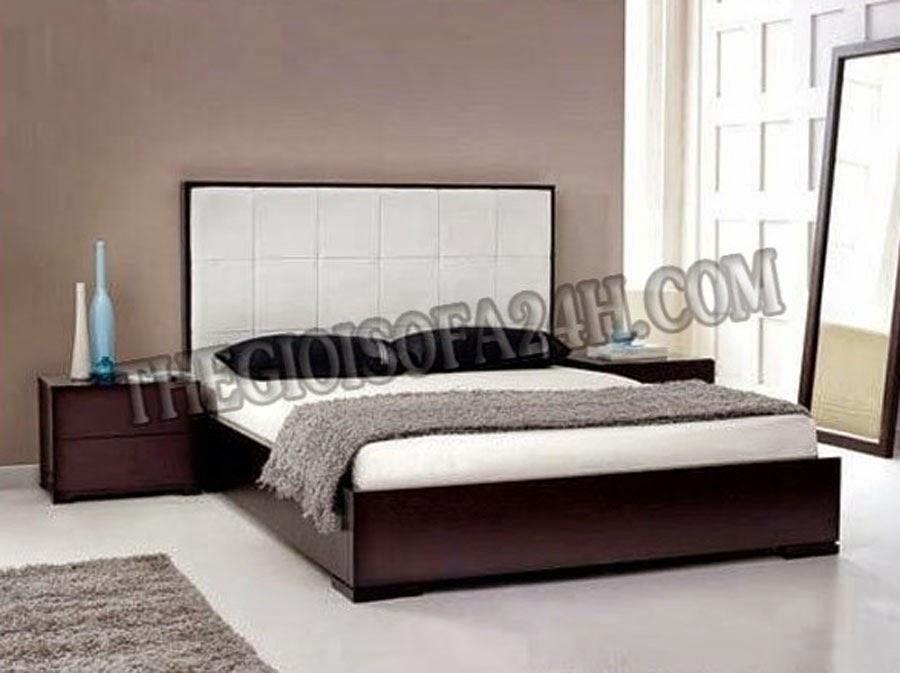 Giường ngủ GN031