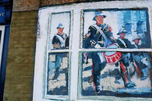 Penny Bearman Mural Deal, Kent. Photo: Visual Athletics Club 2012