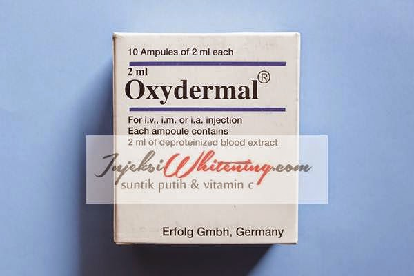 Oxydermal White Injection