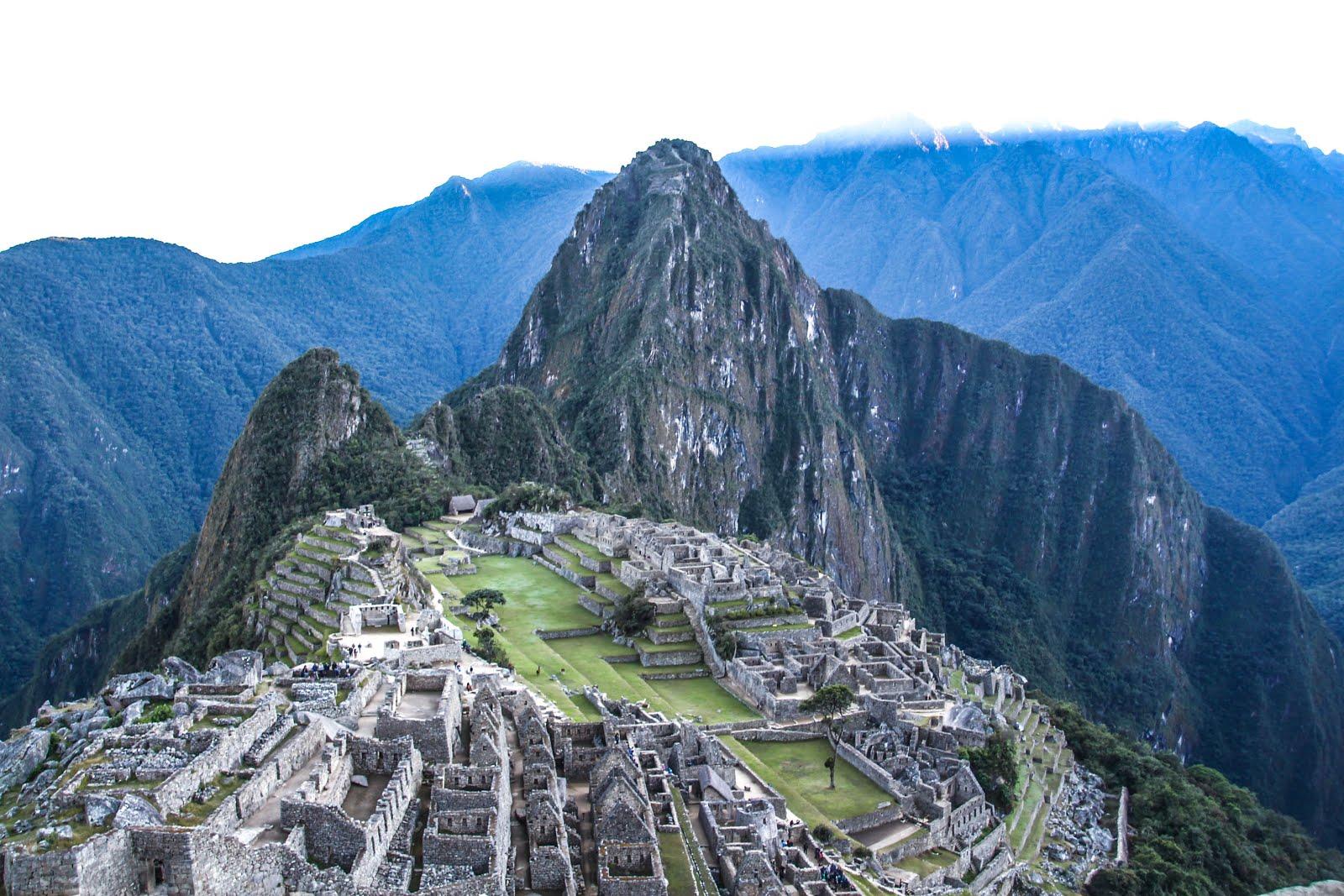 馬丘比丘(秘魯-庫斯科)