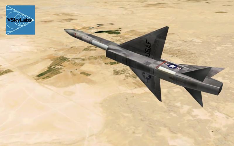 VSKYLABS XF-103 'Thunderwarrior'