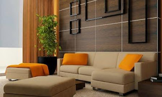 Sofa Minimalis yang elegan