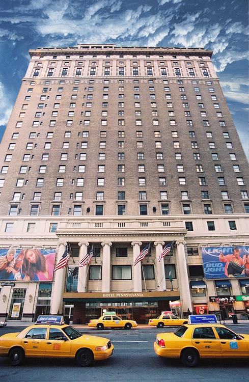 Hotel Pennsylvania New York (New York City) - June 20Hotel