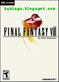 Final Fantasy VIII Steam Edition [Repack] 1.2GB