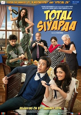 Total Siyappa Watch Online Movie