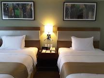 Mama Speaks Holiday Inn Makati Favorite Hotel
