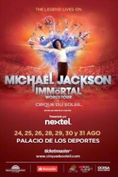 Ver Película Michael Jackson: The Immortal World Tour Online Gratis (2012)