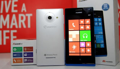 Smartfren Windows Phone Ascend W1