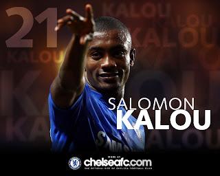 Salomon Kalou Chelsea Wallpaper 2011 4