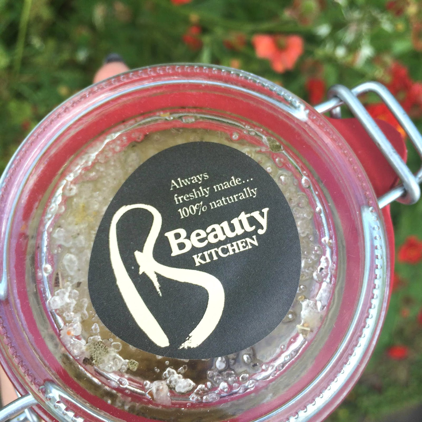Beauty Kitchen Body Polish