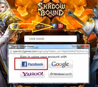 Cara Main Game Shadowbound