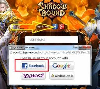 Cara Main Game Shadowbound