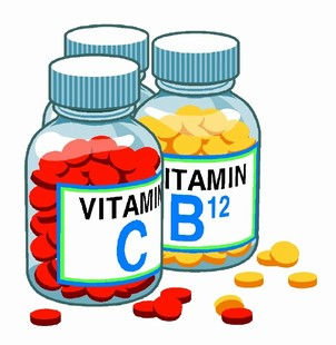 Vitamin supplements for weight loss and diabetes