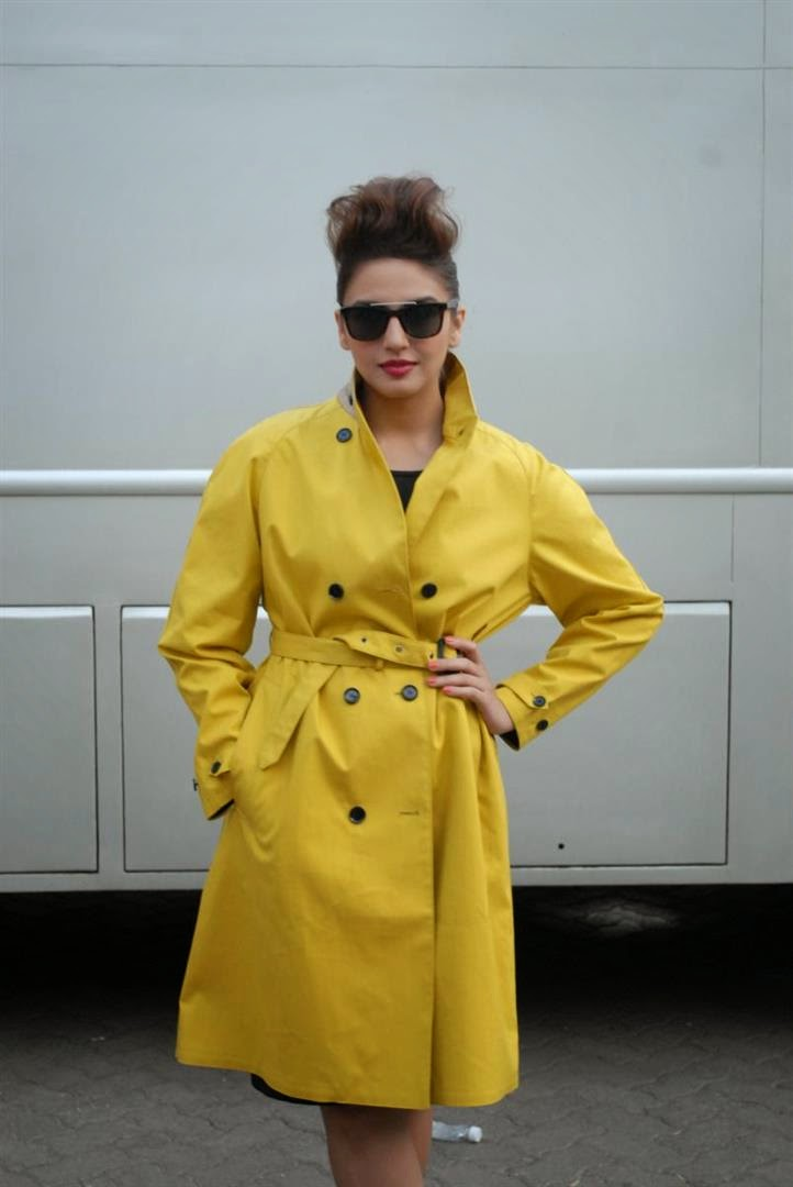 Huma Qureshi Hot New Look Photos