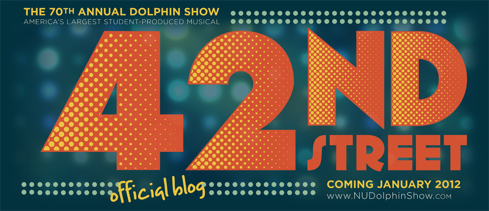 Dolphin Show 2012: 42nd Street Official Blog
