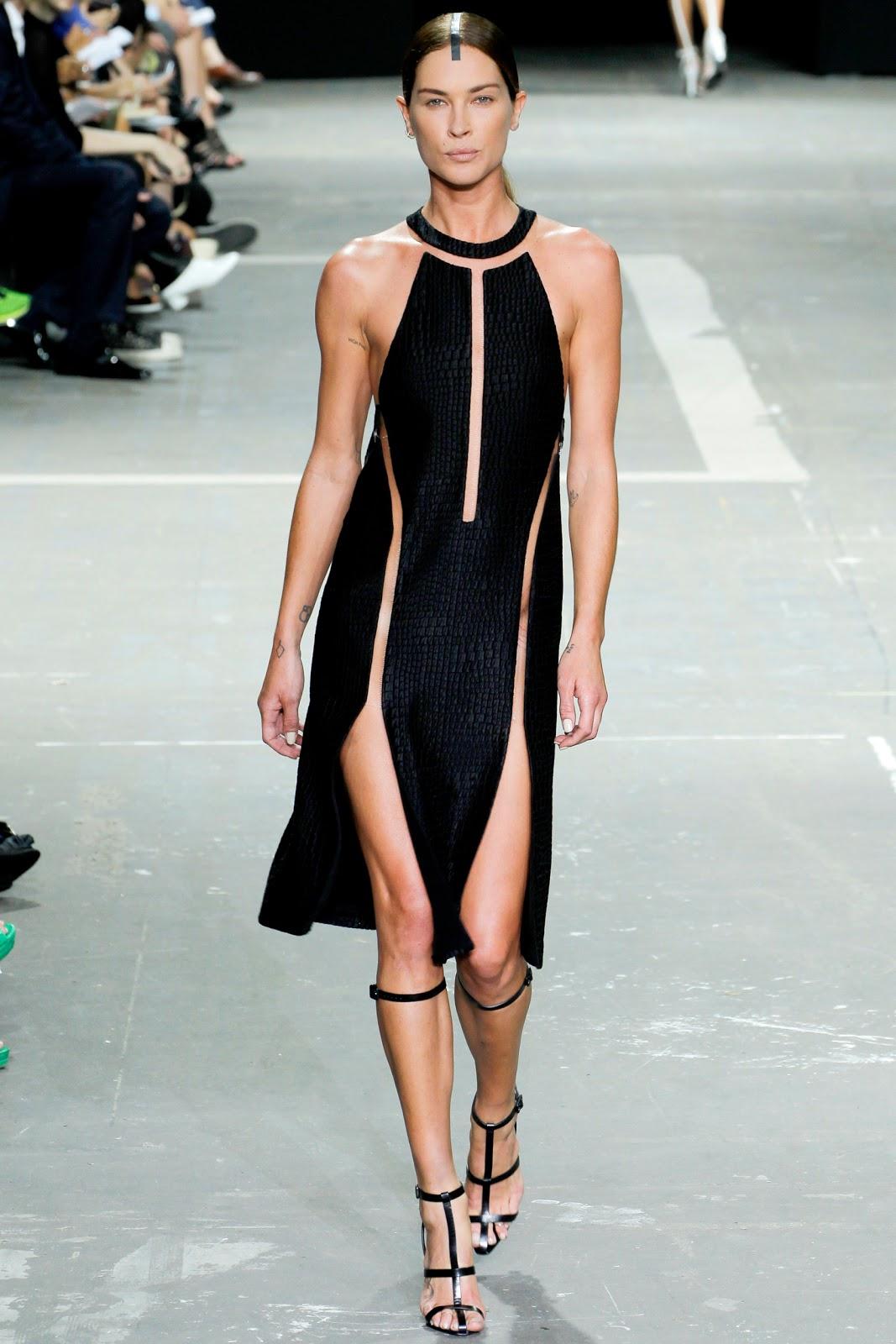 The Wawidoll Fashion Files: Alexander Wang Spring/Summer 2013