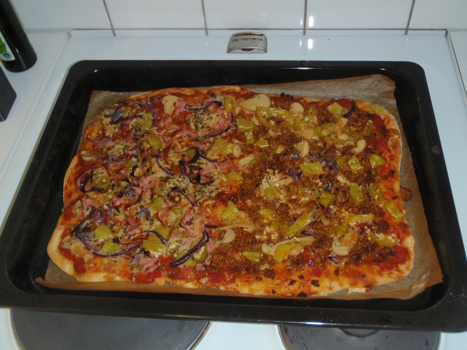 köttfärspizza