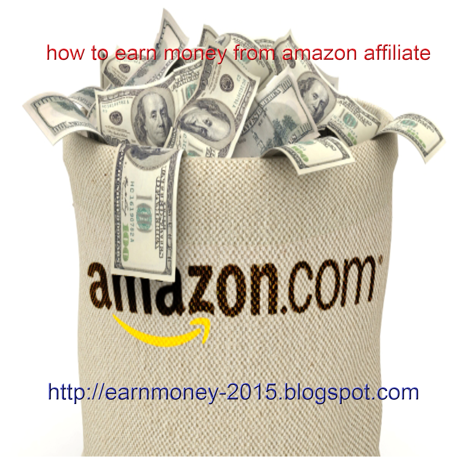 How To Earn Money From Amazon Affiliate