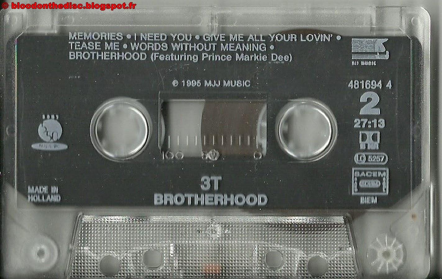 Brotherhood K7 Side 02