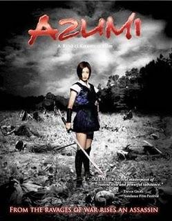 Assistir Filme Azumi – Dublado Online 2013