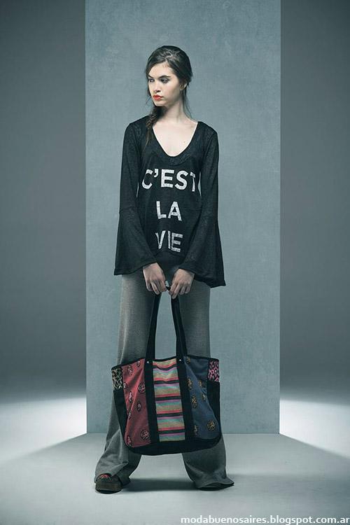 Moda Doll Store invierno 2015 ropa de mujer.