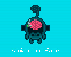 puzzle Simian Interface Solucion