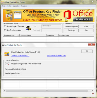 Office Product Key Finder v1.1.9.0 Full Patch