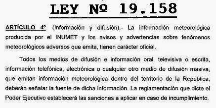 Instituto Uruguayo de Meteorologia
