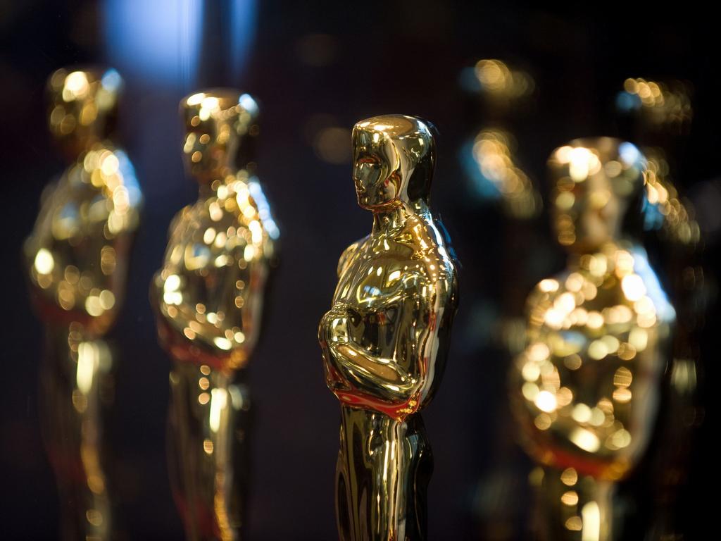 Oscar Awards PowerPoint background 007