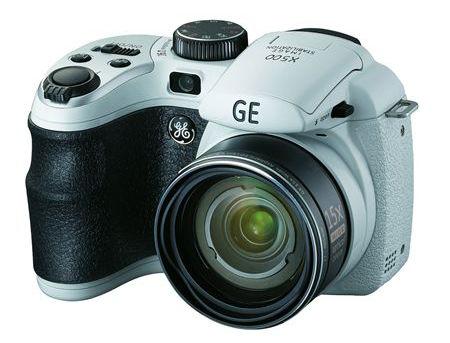 GE Power X500 Digital Camera