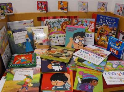 Fundaci n federico ozanam el rastrillo como ant doto - Estanteria biblioteca infantil ...